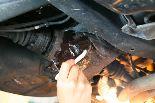 材料は、それほど、耐熱の必要性もないのではと言うことで、「どんぐりコロコロNo.8」=GM-1508を使用した。